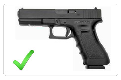 Glock 17 - 21 - 22