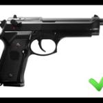 Beretta 92 - M9 - 98